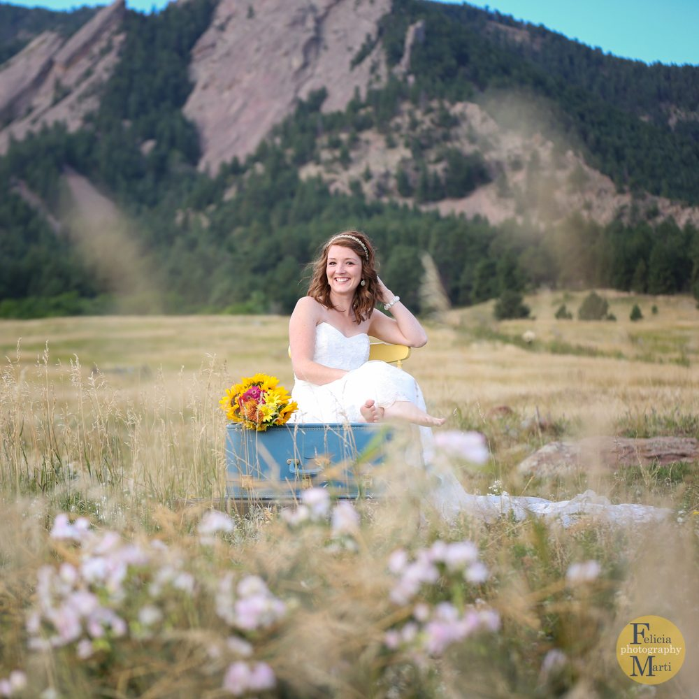 Colorado Bridal Portrait-9