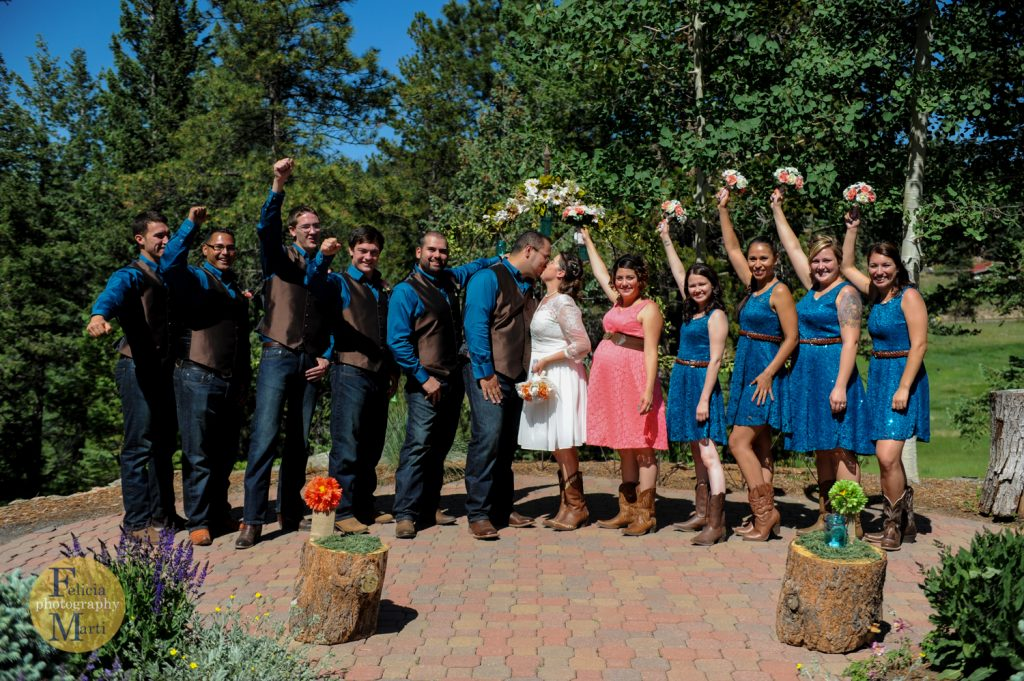 Evergreen Red Bard Wedding-32