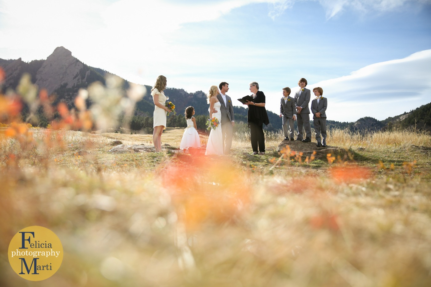 Perfect Boulder Destination Wedding