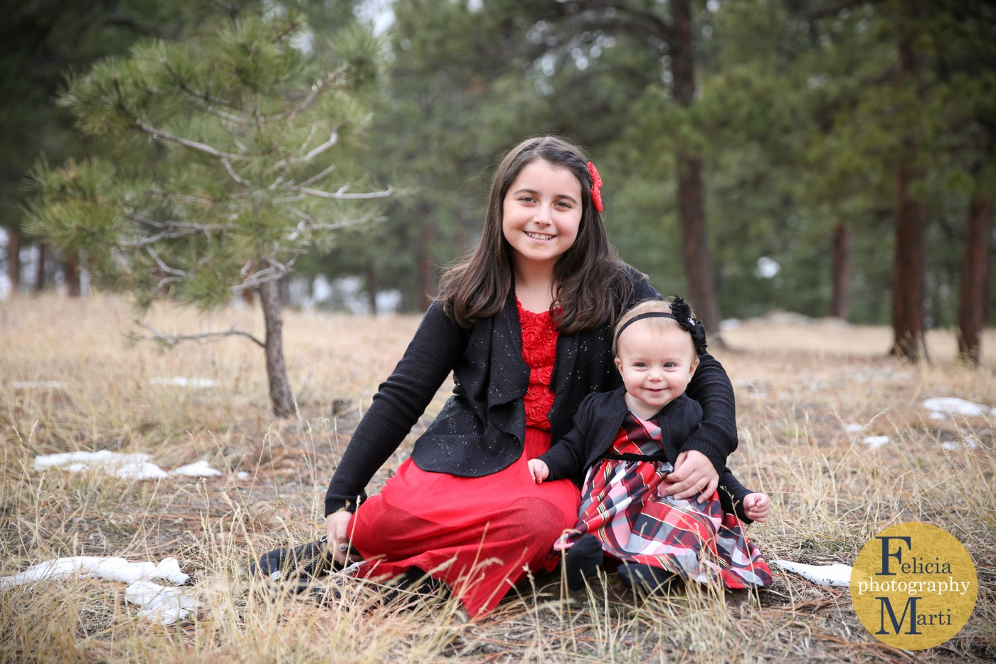 Mini Session: Girls in Bows