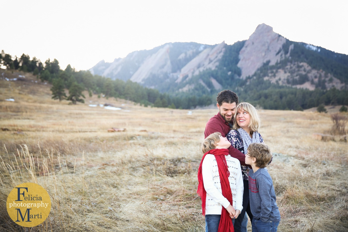 Family Photography in Boulder, CO.
