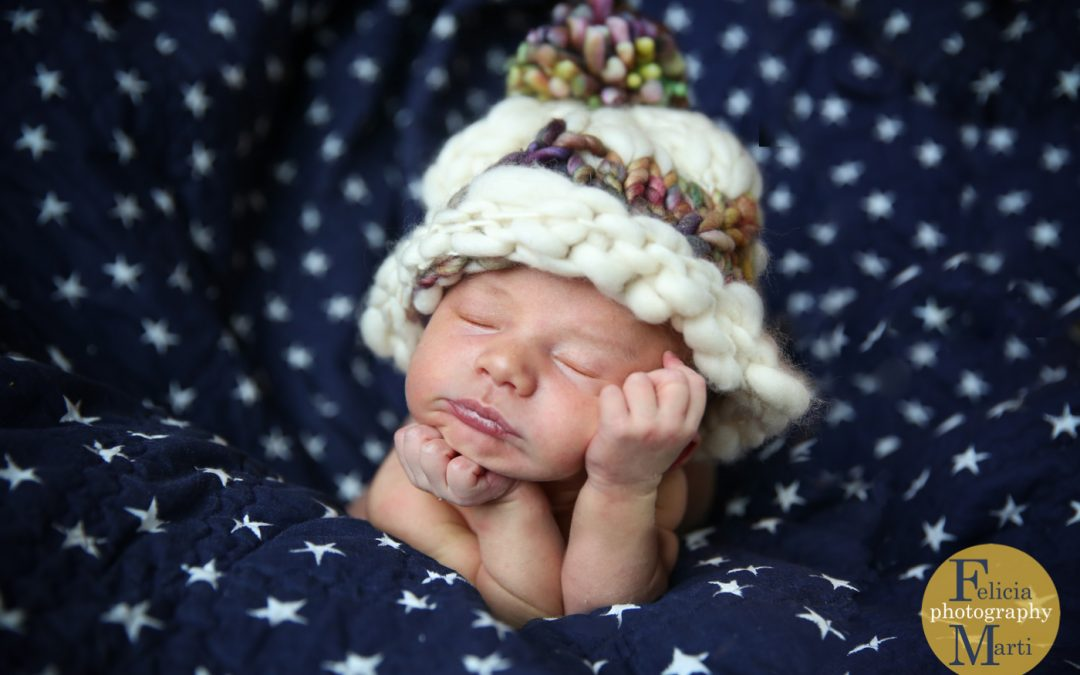 Colorado Newborn Portraits: Hello, Winter!