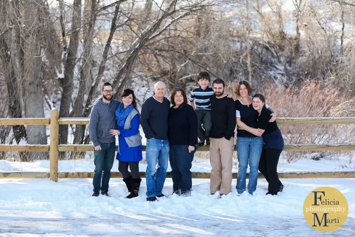 Beautiful Colorado Family Portraits