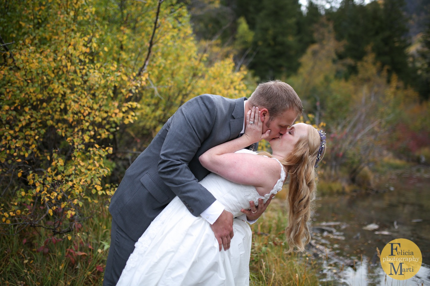 Fall Wedding Bliss | Brittney and Paul's Colorado Wedding