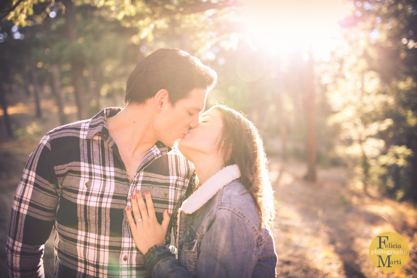 Colorado Engagement Photography | Destination Engagement Session