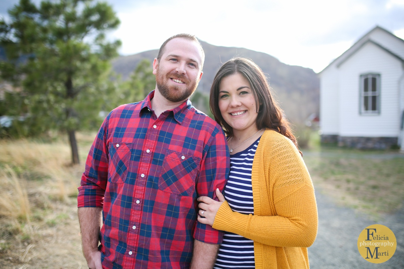 I Fell For You | Rustic Engagement Session