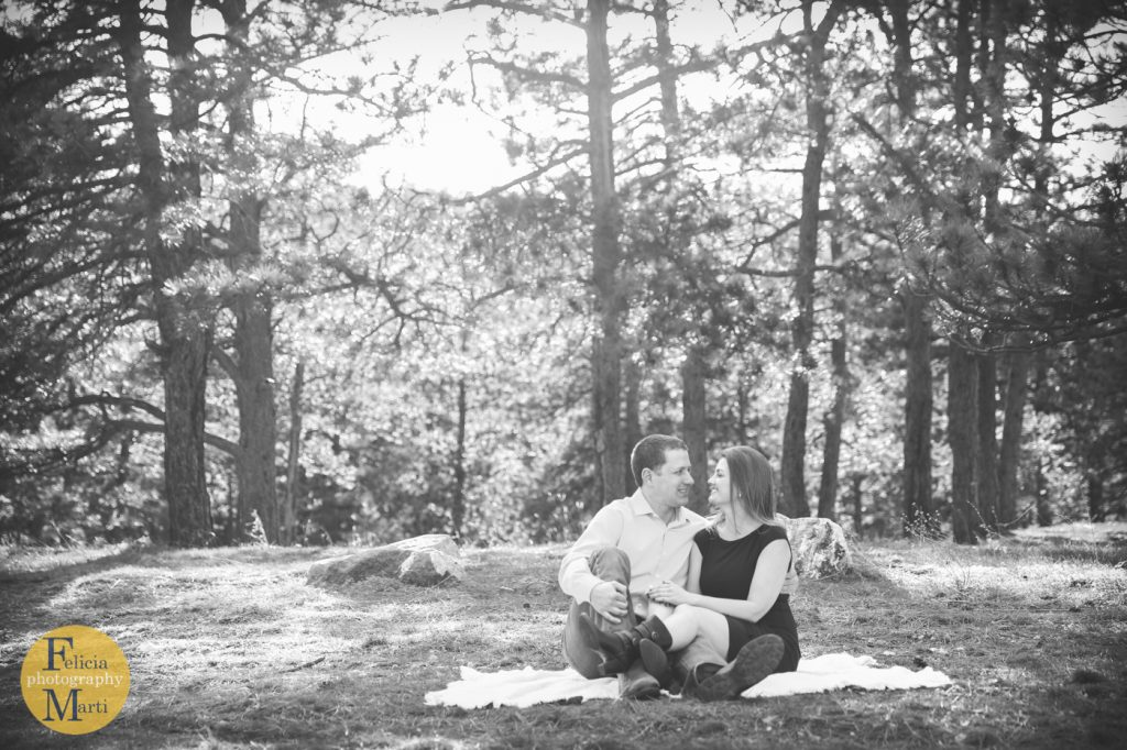 Colorado Mountain Engagement Photography-18