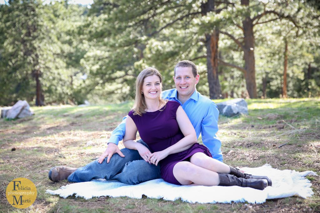 Colorado Mountain Engagement Photography-4