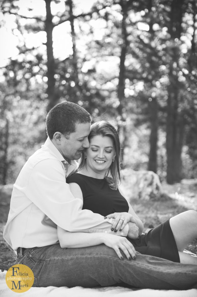 Colorado Mountain Engagement Photography-5