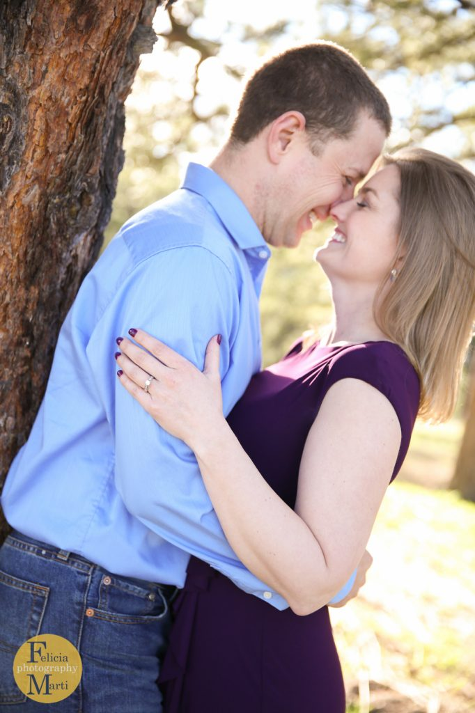 Colorado Mountain Engagement Photography-8