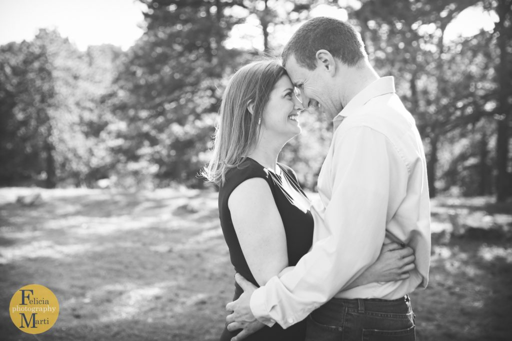 Colorado Mountain Engagement Photography-9