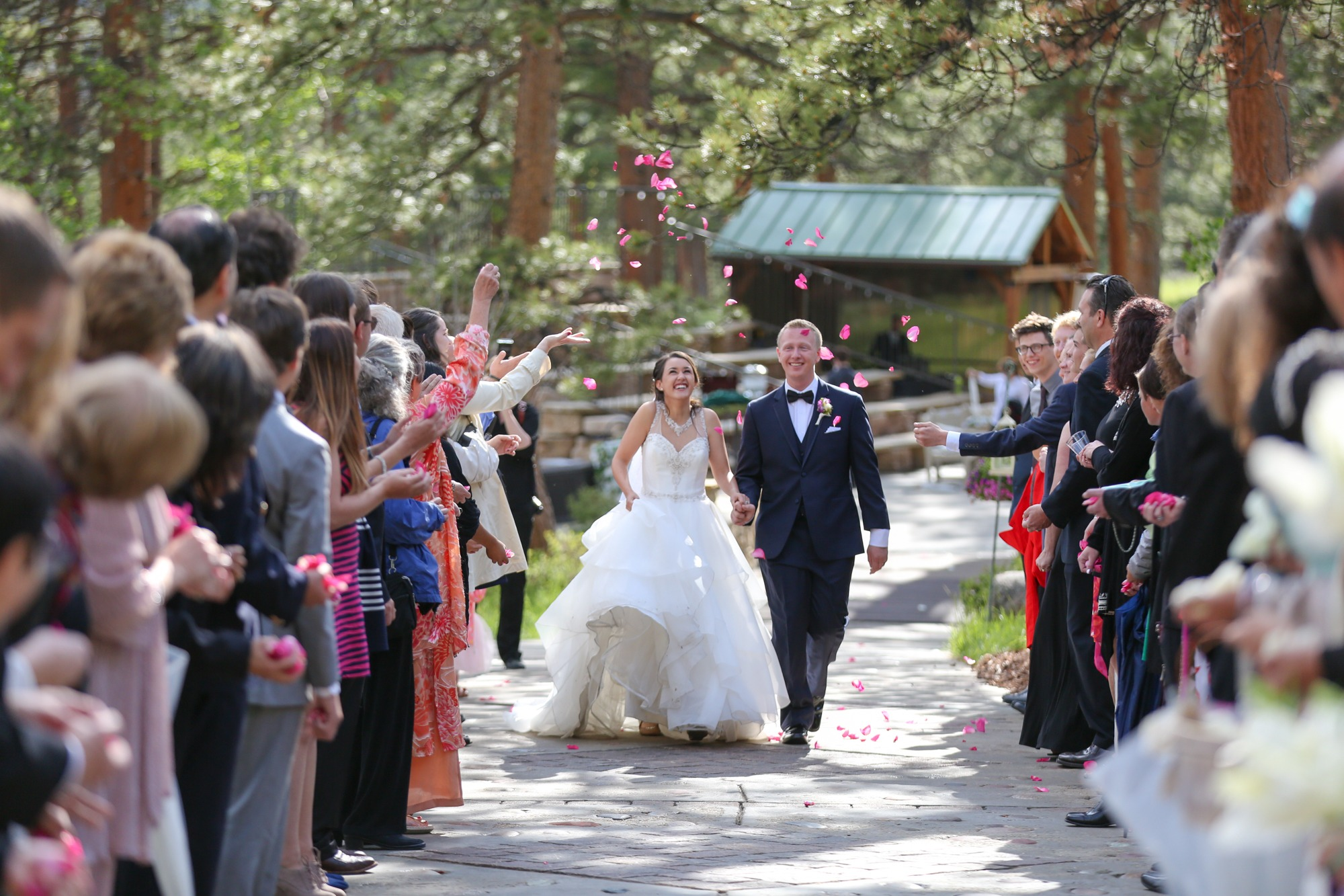 A Real Colorado Wedding Fairytale